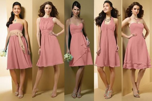 bridesmaid dress images