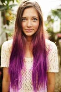 hair dye ideas for long hair