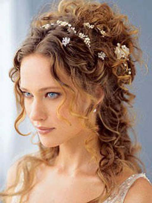 wedding hairdos for medium hair